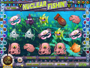 Nuclear Fishing